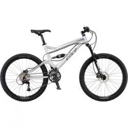 gt force 3 full suspension mountain bike mountain bikes full