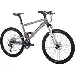 Mongoose Canaan Comp Full Suspension Mountain Bike Mountain Bikes