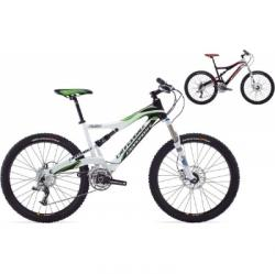 Cannondale Rush Carbon 4 Full Suspension Mountain Bike Mountain