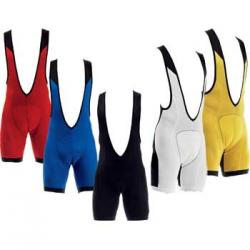 c6b7fd59e These are 6-panel bib shorts made from Type A.360 multidimensional compression  Spandex with an Advanced Ergonomic Pattern Design II cut.